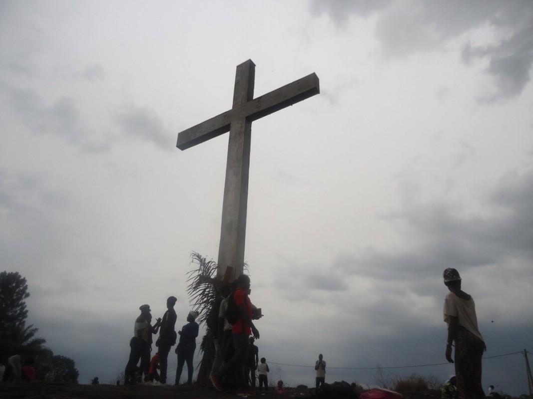 Sanctuaire de Nseng Nlong près de Yaoundé