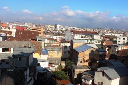 Matin à Antananarivo