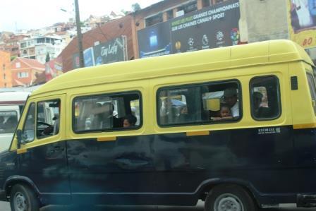 Véhicule de transport Tana