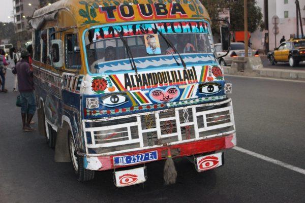 Le moyen de transport le mois coûteux de Dakar